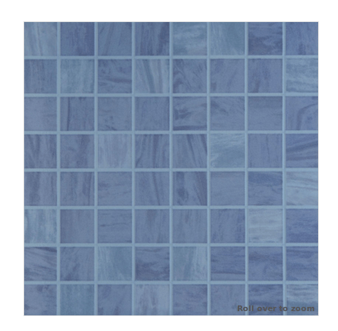 ranger blue ceramic floor tile
