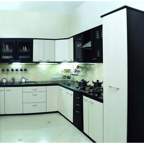 L Shaped Kitchen Design Price India
