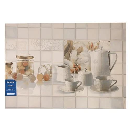 Tile Corfu Kitchen Highlighter Kajaria At Rs 61 Square Feet Kitchen Tiles ID 15306285212
