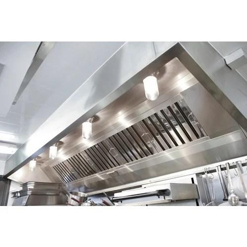 kitchen exhaust hood