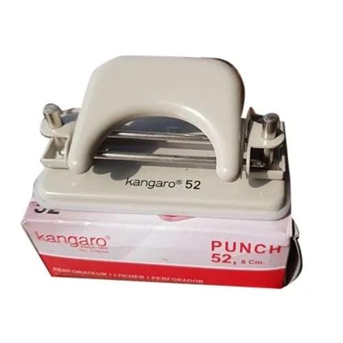 kangaro 52 paper punch machine