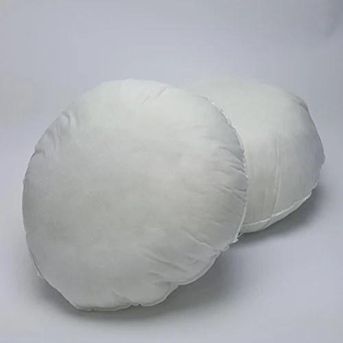 round sofa cushion
