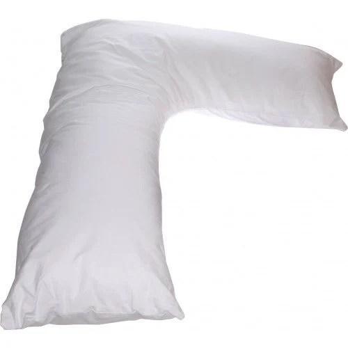 comfort l shape body pillow