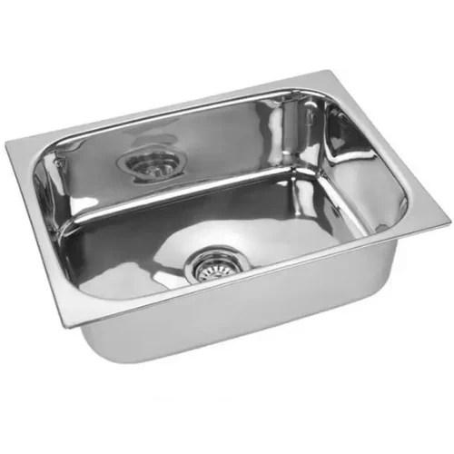 rectangular bowl kitchen sink