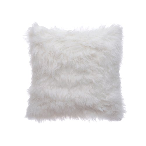 faux fur cushion cover