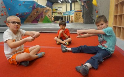 Lessons My Kindergartener Has Taught Me About Climbing