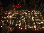 Hołd dla ofiar ataku na redakcję tygodnika Charlie Hebdo