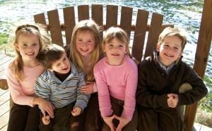 5 Grand kids 0001