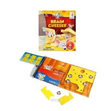 Smart Games Brain Cheeser  6 99 years    5414301517399   Superbuy     Smart Games Brain Cheeser  6 99 years    5414301517399