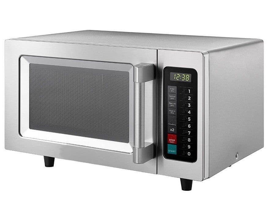 empire programmable commercial microwave oven 1000w