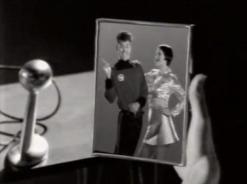"David Parker ""Love By Satellite"""