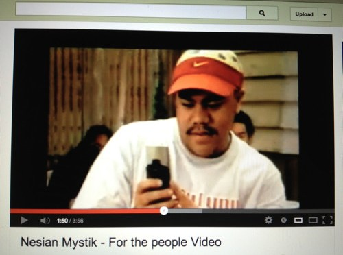 "Nesian Mystik ""For the People"""