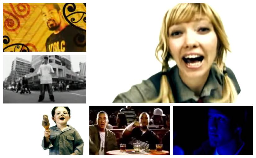 Videos from December 2005 – part 4