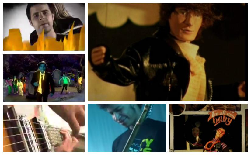 April 2007: Spacifix, The Brunettes, The Electric Confectionaires, The Have, The Livids