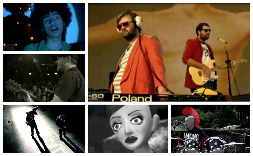 June 2007: Steve Abel, The Black Seeds, The Braxton Hicks, The Electric Confectionaires, The Phoenix Foundation, The Rabble, Young Sid