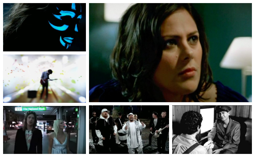 February 2008: Airspace, All Left Out, Anika Moa, Batucada Sound Machine, Collapsing Cities