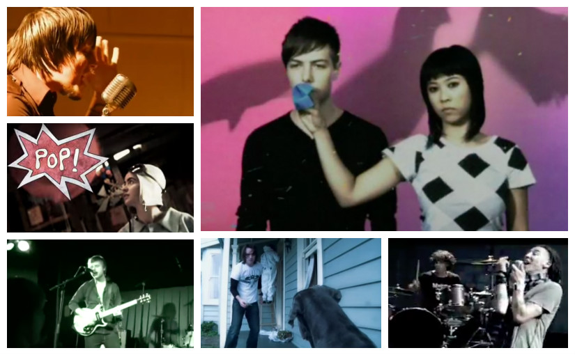 April 2008: Tangled, The Have, The Naked and Famous, The Ruby Suns, The Valves, These Four Walls