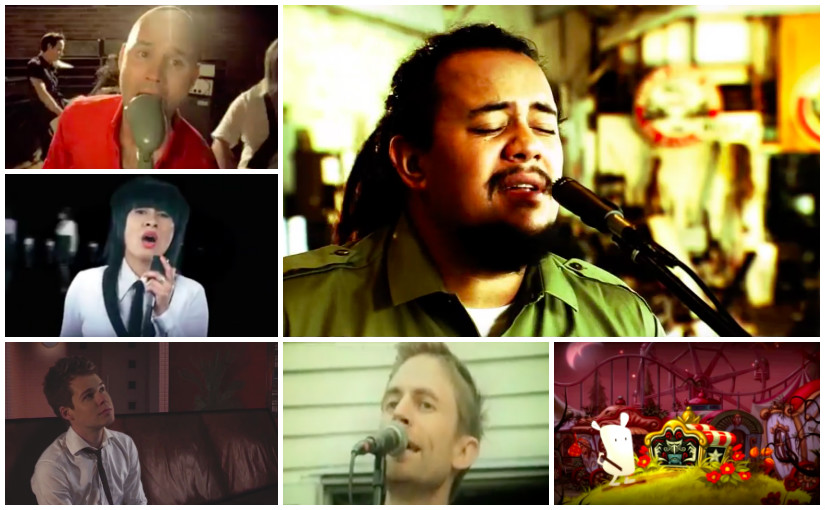 December 2008: Goodnight Nurse, Greg Johnson, House of Shem, Iva Lamkum, Josh Leys, Luger Boa