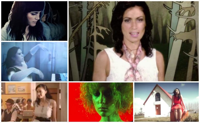 August 2009: Anna Coddington, Annah Mac, Batucada Sound Machine, Bic Runga, Black River Drive, Come To Dolly