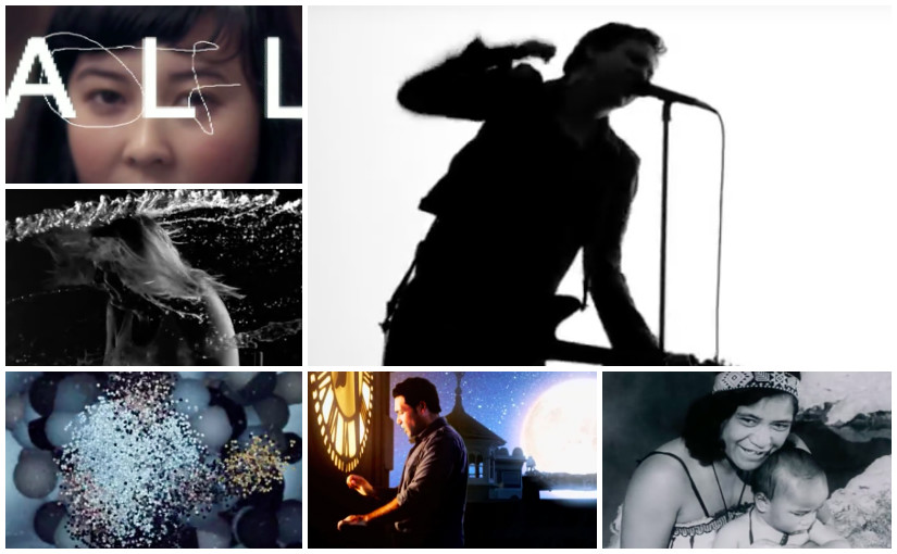 August 2009: Shihad, Tahuna Breaks, The Black Seeds, The Lookie Loos, The Naked and Famous