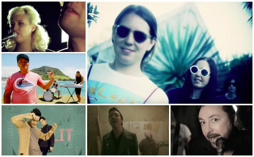 October 2010: Savage, Seth Haapu, Shihad, Street Chant, Supermodel, Te Pamu, The Feelers
