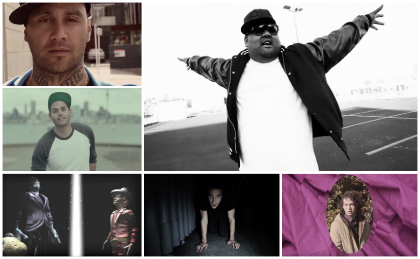 March 2011: The Adults, The Good Fun, The Jury & The Saints, The Rabble, Tiki Taane, Tyson Tyler, Villainy