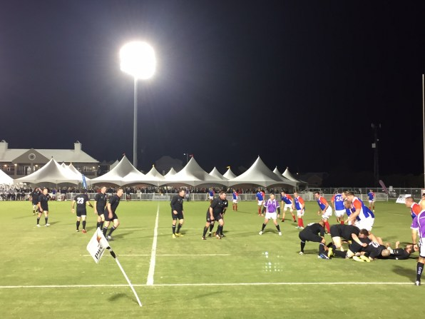 NZ vs France