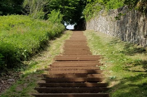 Arthur's Seat Stairs