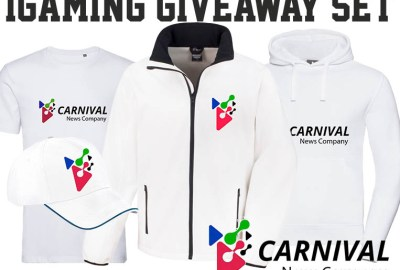 iGaming GiveAway Set