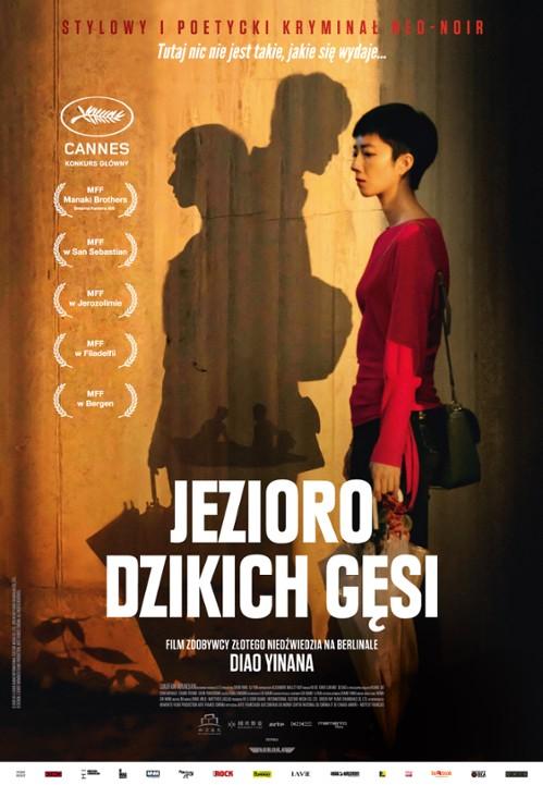 Plakat filmu Jezioro dzikich gęsi (2019)