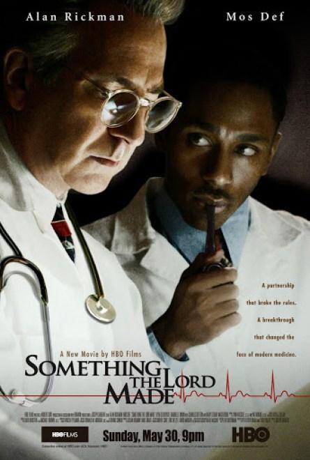 "Plakat filmu ""W rękach Boga"" (2004)"