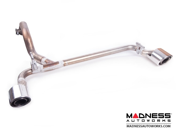fiat 500 abarth exhaust axle back