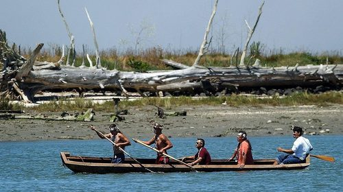 More than 150 years after brutal slaughter, a small tribe returns home   Al Jazeera America
