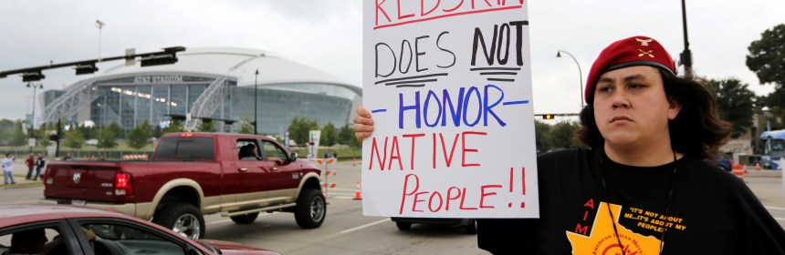 How The Washington Football Team Creates A Hostile Environment For Native American Students