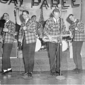 The Beach Boys in 1962