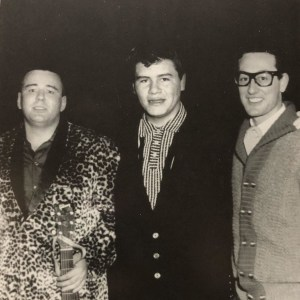 The Big Bopper, Ritchie Valens, and Buddy Holly