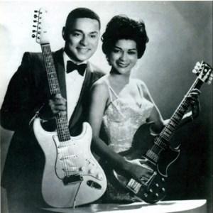 Mickey and Sylvia