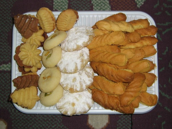 Eid baked sweets