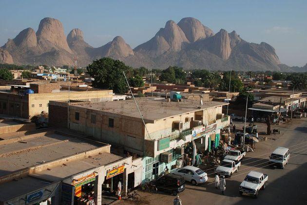 The Landmarks of Sudan