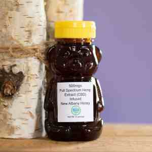 502 Hemp CBD Honey