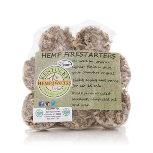 Hemp Fire Starter Kits