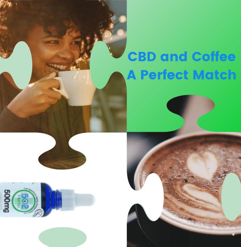 CBD Coffee from 502 Hemp