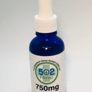 750mg Mint Julep CBD Oil
