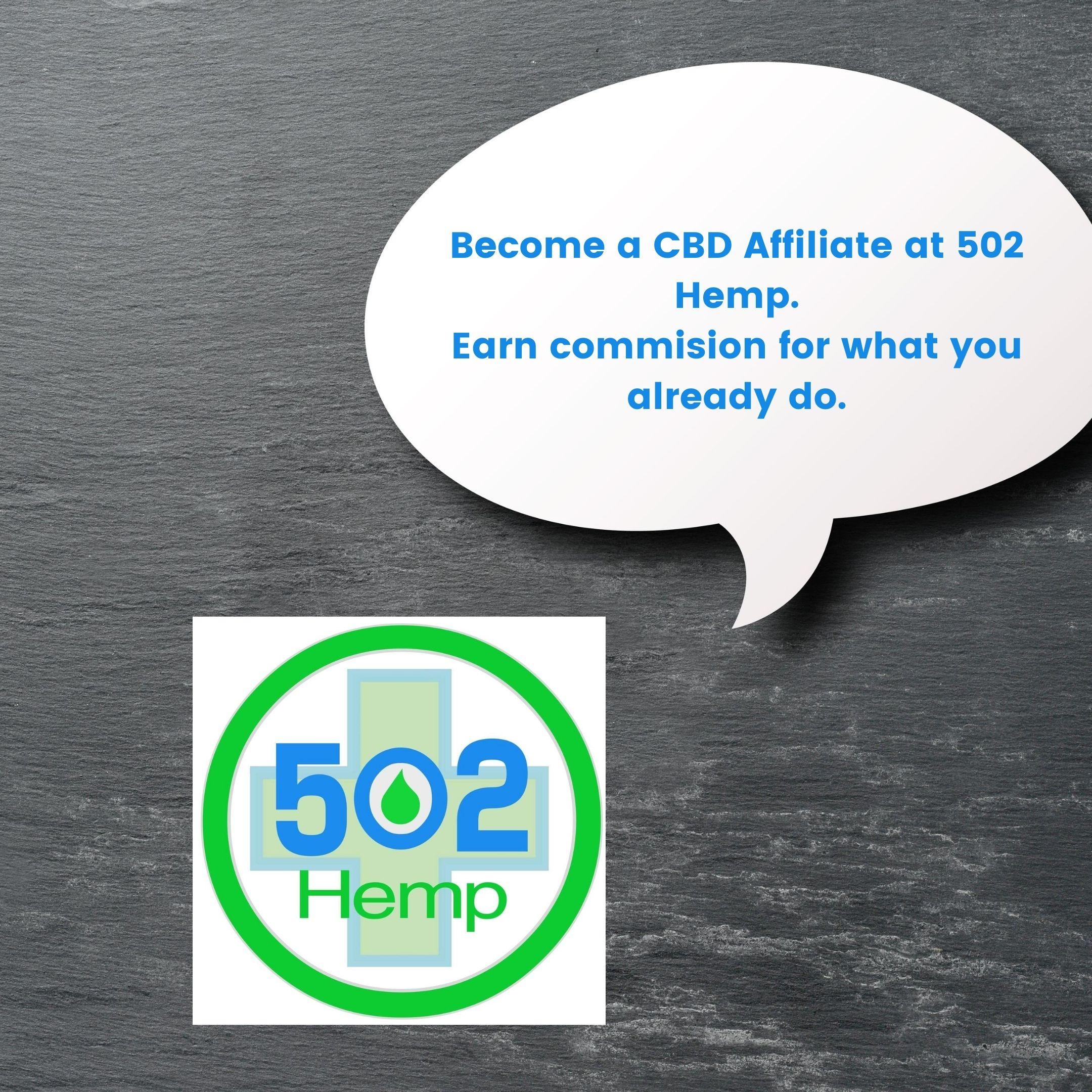 CBD Affiliate Program