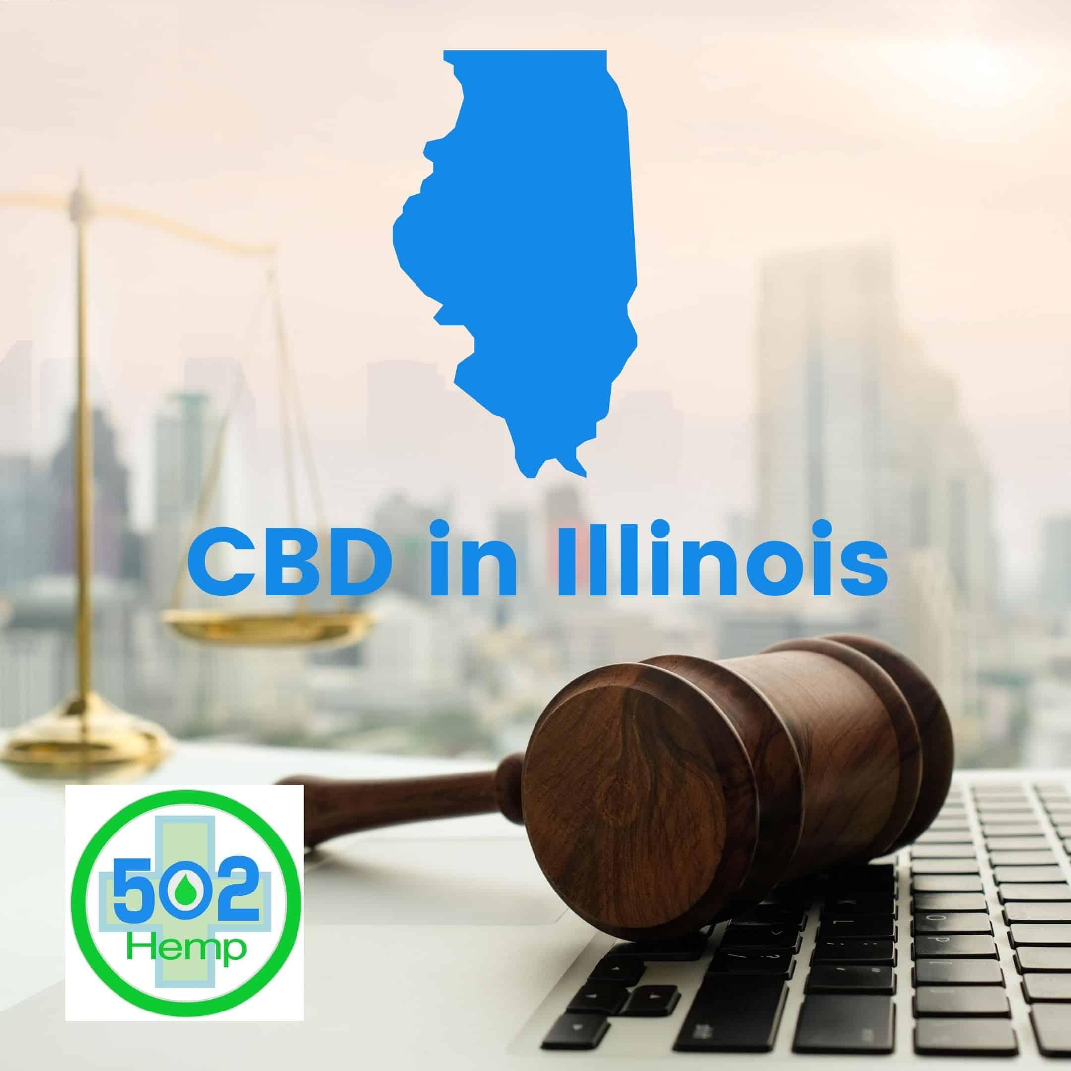 is CBD legal in Illinois
