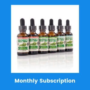 CBD Monthly Subscription