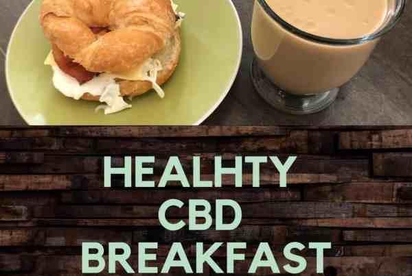 Healthy CBD Breakfast