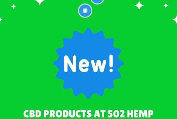 New CBD Product