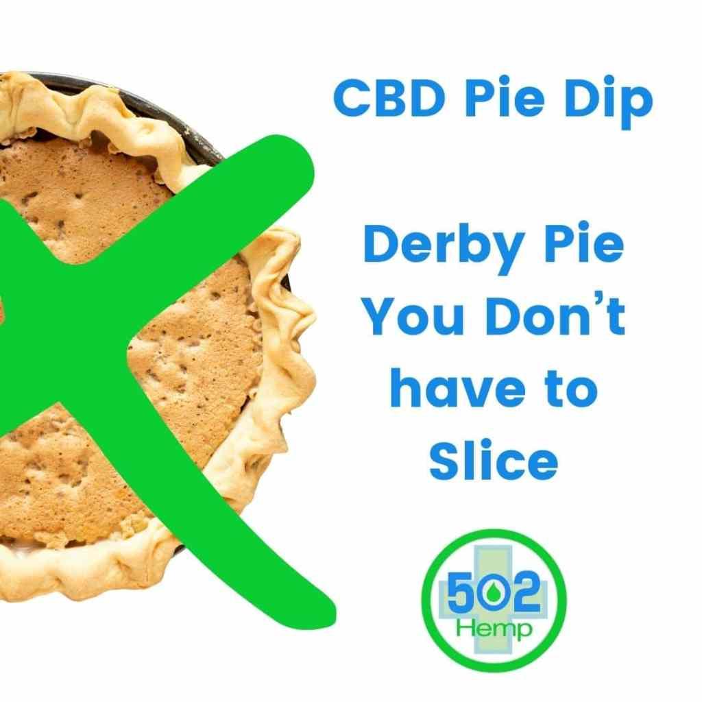 CBD Pie Dip Recipe