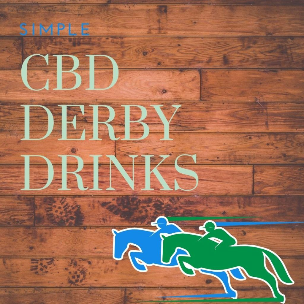 Simple CBD Derby Drinks